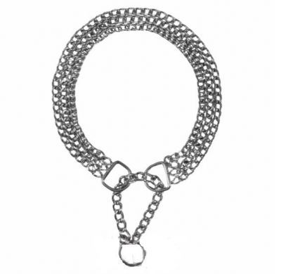 Triple Half Check Chain